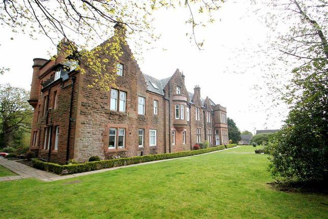 Thumbnail Flat for sale in Manor Park Avenue, Paisley, Renfrewshire