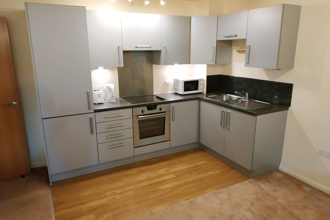 Thumbnail Flat to rent in Lampwick Lane, Manchester