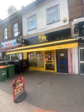 Thumbnail Retail premises for sale in Plashet Road, London