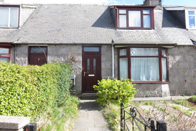 Thumbnail Flat to rent in Bedford Avenue, Kittybrewster, Aberdeen, 3Yr