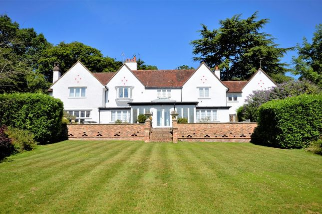 Thumbnail Detached house to rent in Little Kingshill, Great Missenden