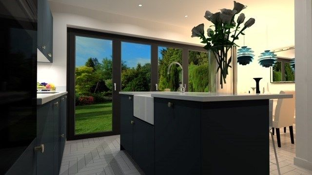Thumbnail 4 bed detached house for sale in Blackfen Road, Sidcup