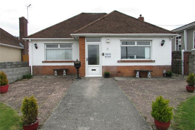 Thumbnail Detached bungalow for sale in Cimla Common, Neath, West Glamorgan