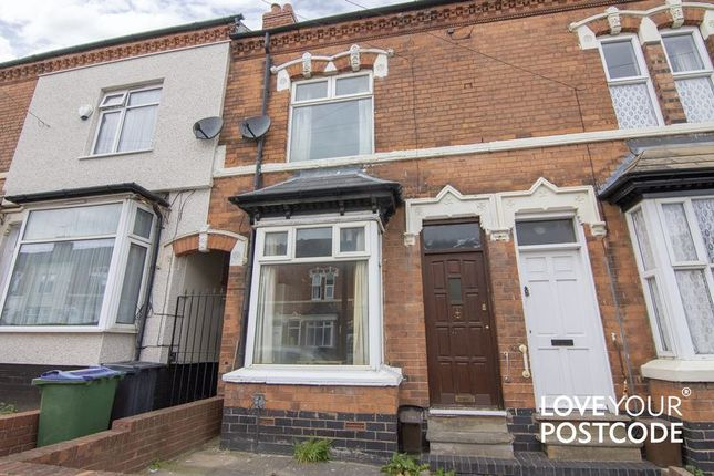 Thumbnail Terraced house for sale in Dibble Road, Smethwick, West Midlands