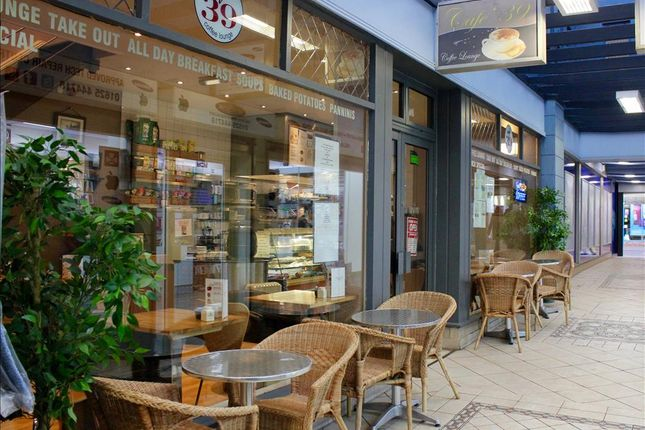 Restaurant/cafe for sale in Grove Arcade, Wilmslow