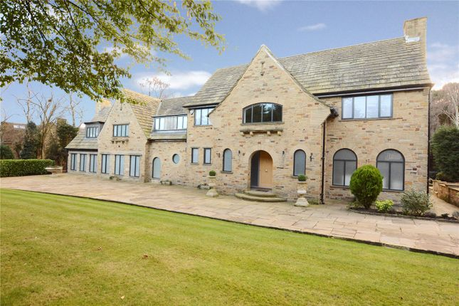 Thumbnail Detached house for sale in The Quillet, Bracken Park, Scarcroft, Leeds, West Yorkshire