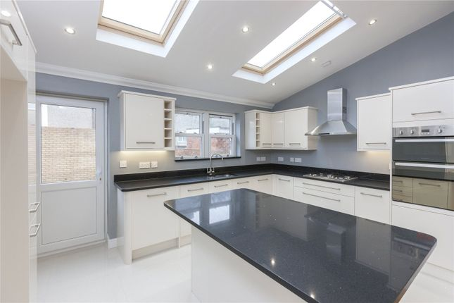 Thumbnail Detached house for sale in Darnley Street, Gravesend, Kent