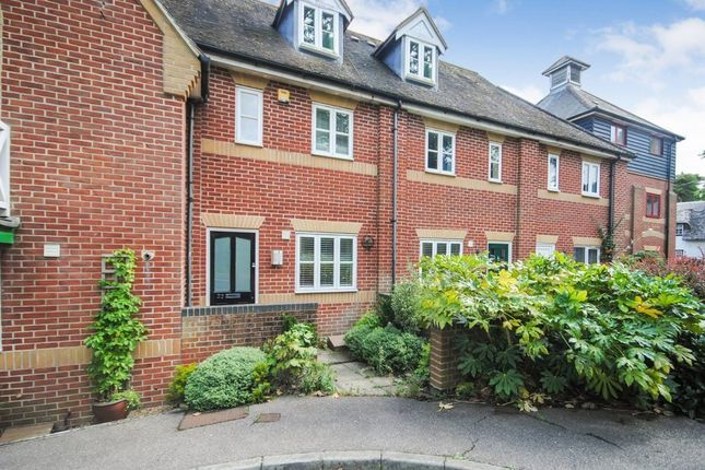 Thumbnail Terraced house to rent in Burtons Mill, Mill Lane, Sawbridgeworth