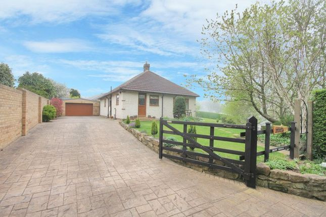 Thumbnail Bungalow for sale in Saltburn Road, Brotton, Saltburn-By-The-Sea