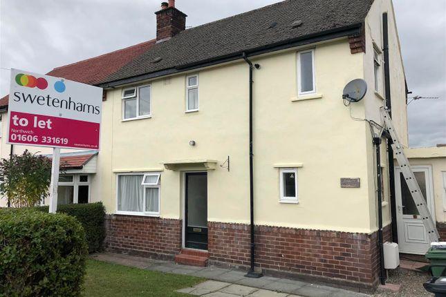 Thumbnail Property to rent in Cherry Lane, Weaverham, Northwich