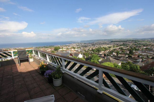 Thumbnail Flat for sale in Dunstone Park Road, Paignton, Devon