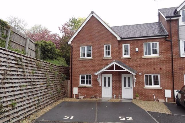 2 bed mews house to rent in Chamberlain Close, Uttoxeter ST14