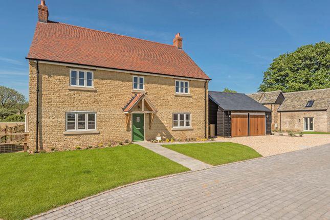 Thumbnail Detached house for sale in Church Farm Road, Latton, Swindon