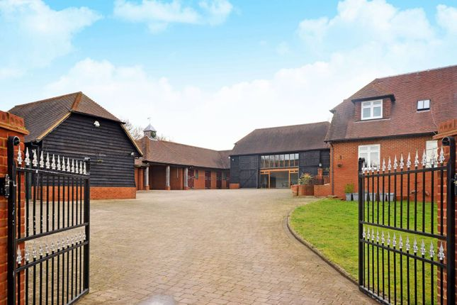 Thumbnail Detached house for sale in Backside Common, Guildford
