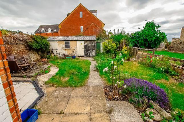 Rear Garden of Manor Road, Brackley NN13