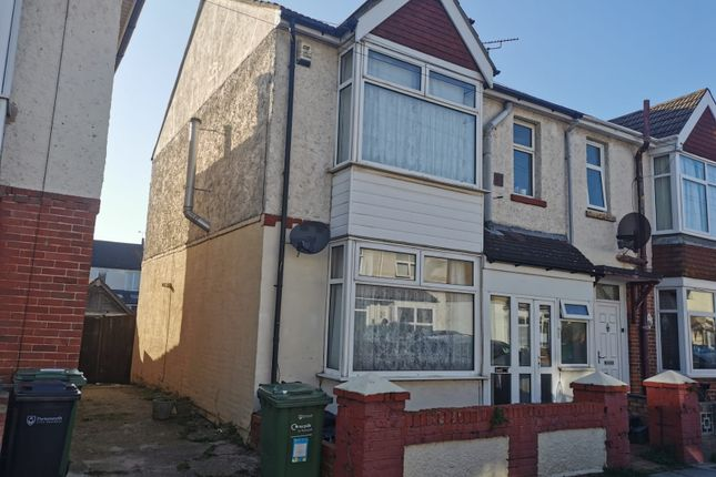 Thumbnail Semi-detached house for sale in Kimbolton Road, Portsmouth