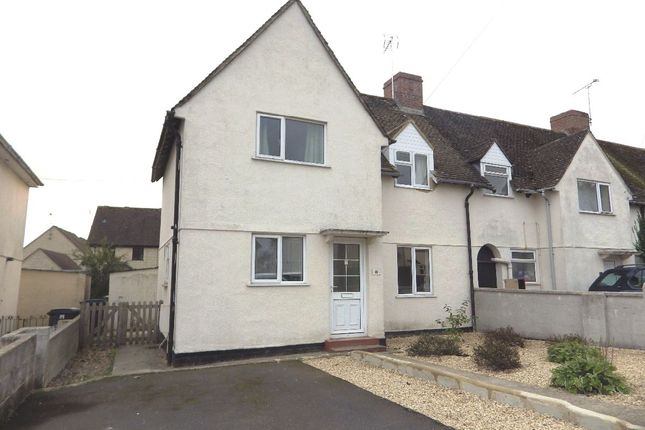Thumbnail Semi-detached house to rent in Springfield Road, Cirencester