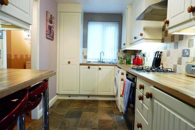 Thumbnail Detached house to rent in Batchelor Close, Wordsley, Stourbridge