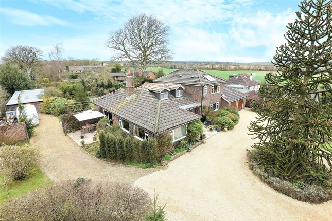 Thumbnail Detached house for sale in Wildern Lane, Wildhern, Andover