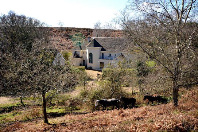 Thumbnail Detached house for sale in Mockbeggar, Ringwood, Hampshire