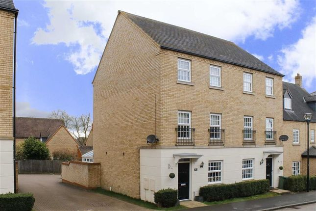 Thumbnail Semi-detached house for sale in Harlow Cresecent, Oxley Park, Milton Keynes, Bucks
