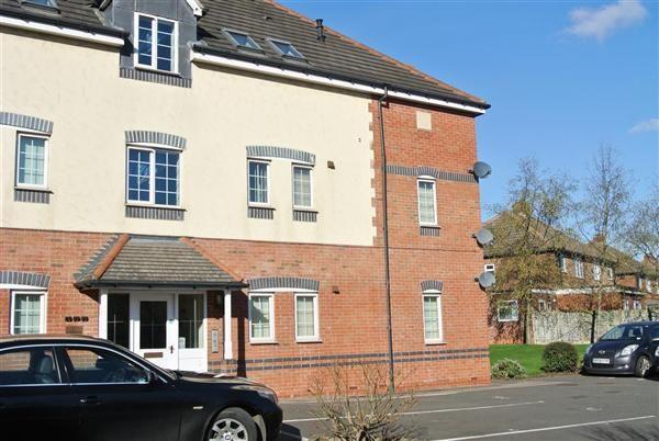 Thumbnail Flat for sale in Hayling Court, 48 Lichfield Road, Shelfield