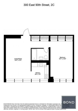 1 bed property for sale in 300 East 90th Street, New York, New York State, United States Of America