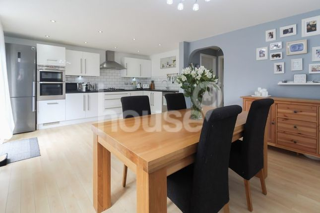 Thumbnail Detached house for sale in Brambles Close, Minster On Sea, Sheerness