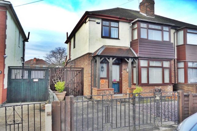 Thumbnail Semi-detached house for sale in Brackens Avenue, Alvaston, Derby