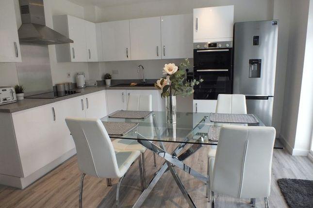 Kitchen of Carsington Drive, Sandyford, Stoke-On-Trent ST6