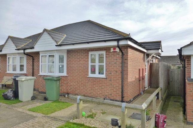 Thumbnail Semi-detached bungalow to rent in Graffham Drive, Oakham