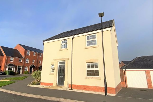 3 bed semi-detached house to rent in Red Norman Rise, Holmer, Hereford HR1