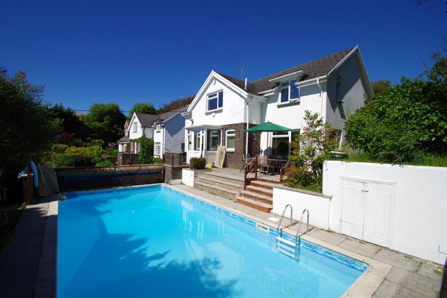 Thumbnail Detached house for sale in Georgeham, Braunton