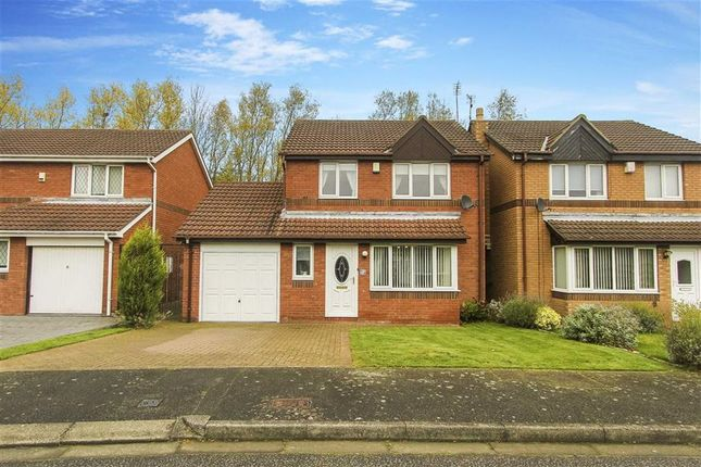 Thumbnail Detached house for sale in Oulton Close, Westerhope, Newcastle Upon Tyne