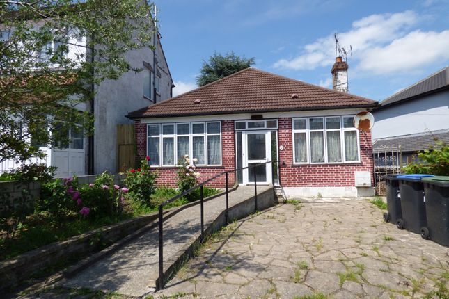 Thumbnail Detached bungalow for sale in Old Farm Avenue, Southgate, London