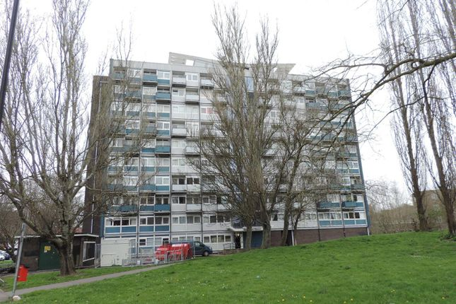 Thumbnail 1 bed flat to rent in Spon Gate House, Upper Spon Street, Coventry