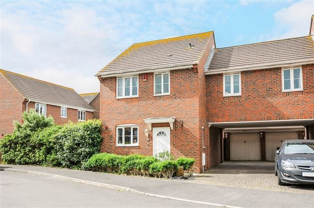 Thumbnail Link-detached house for sale in Mere Close, Bracklesham Bay, Chichester