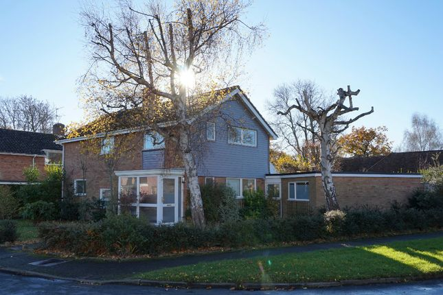 Thumbnail Detached house for sale in Chaplin Road, East Bergholt, Colchester, Suffolk