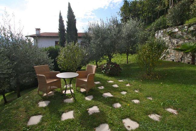 Garden of Via Samaino Cremia, Menaggio, Como, Lombardy, Italy