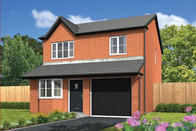 Thumbnail Detached house for sale in The Ribble, Meadow Rise, Haslingden Road, Blackburn