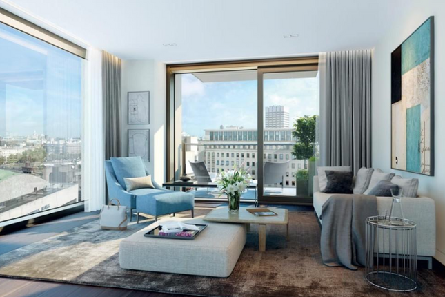 Thumbnail Flat for sale in 1503 One Casson Square, Southbank Place, London
