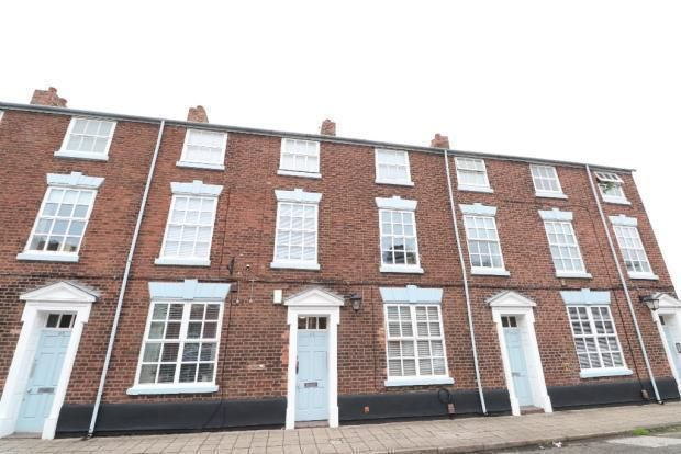 1 bed flat to rent in Bewsey Stree, Warrington WA2