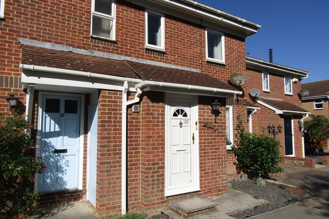 Thumbnail Terraced house to rent in Cowslip Close, Gosport