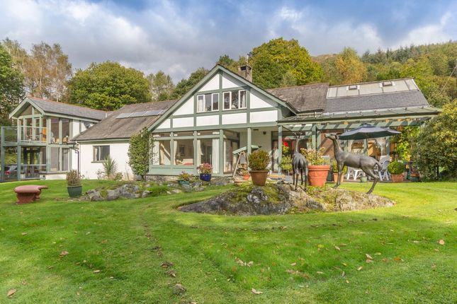 Detached house for sale in Hutton Bank, Newby Bridge, Nr Windermere