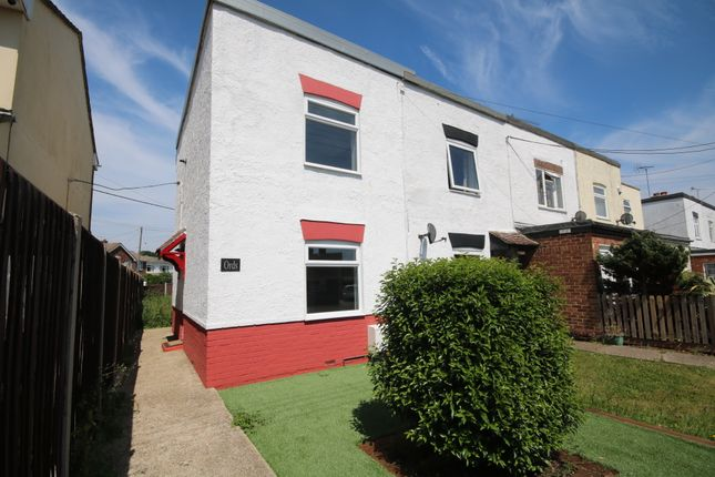 Thumbnail End terrace house for sale in Howfield Lane, Chartham Hatch