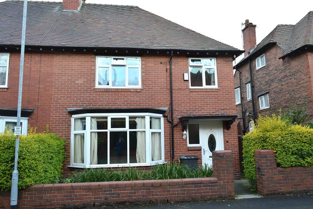 Thumbnail Semi-detached house for sale in Langdale Avenue, Coppice, Oldham