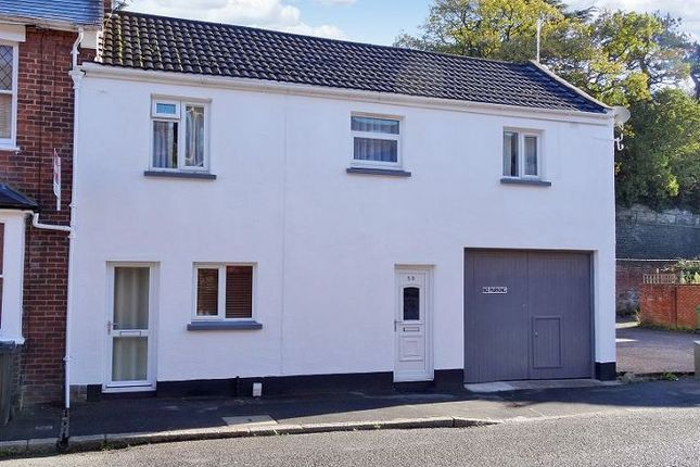 Thumbnail Property to rent in St Davids, Exeter