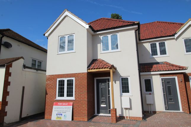 Thumbnail Semi-detached house for sale in Woodlands Road, Romford, Romford