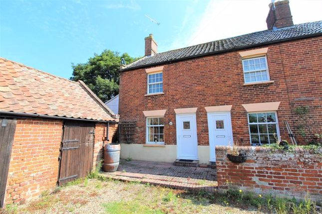 Thumbnail Cottage to rent in Market Road, Stokesby, Great Yarmouth