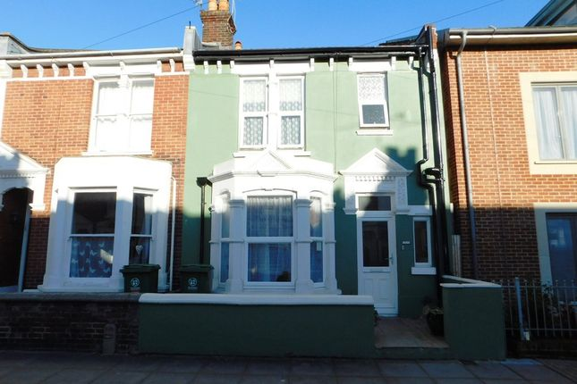 3 bed end terrace house for sale in Queens Road, Portsmouth